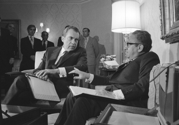 Henry Kissinger, Richard Nixon